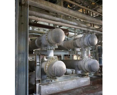钛硫酸换热器