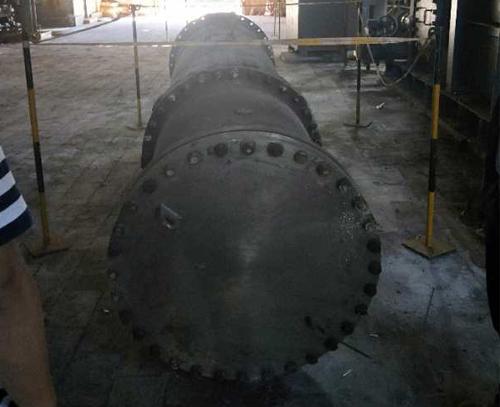 钛制硫酸换热器