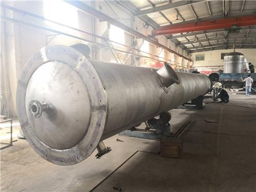 钛设备制造行业