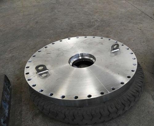 钛钢复合板加工